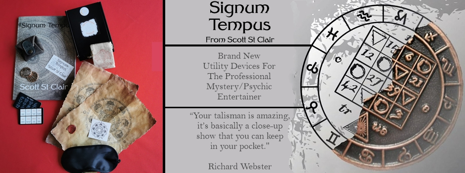Signum Tempus - Scott St Clair