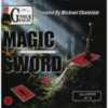Magic Sword By Mickael Chatelain - Blue Bicycle - Gimmick and DVD - Estate