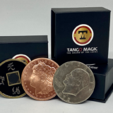 Triple TUC Tango Ultimate Coin - Tricolor