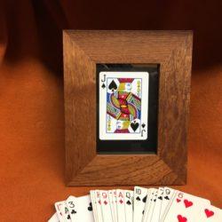 Simplex Card Frame - Viking