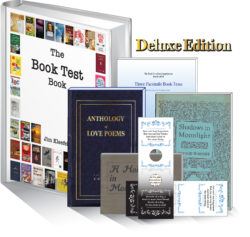 The Book Test Book DELUXE Version - Jim Kleefeld