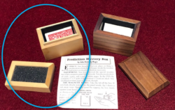 Mystery Box John Kennedy