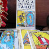 The SAGA Tarot - Book and Tarot Deck