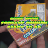 Skymember Presents GumTool + (Juicy Fruit) by Mike Clark