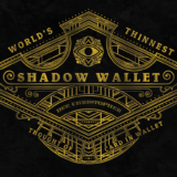 Shadow Wallet Leather by Dee Christopher