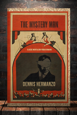 The Mystery Man By Dennis Hermanzo