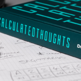 Calculated Thoughts - Doug Dyment Mentalism Book