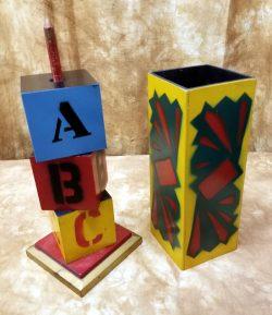 Baffling ABC Blocks Thayer
