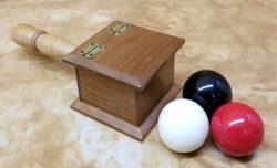 Ballot Box Owens Magic