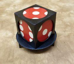 Phantom Cube Petrie an Lewis P&L