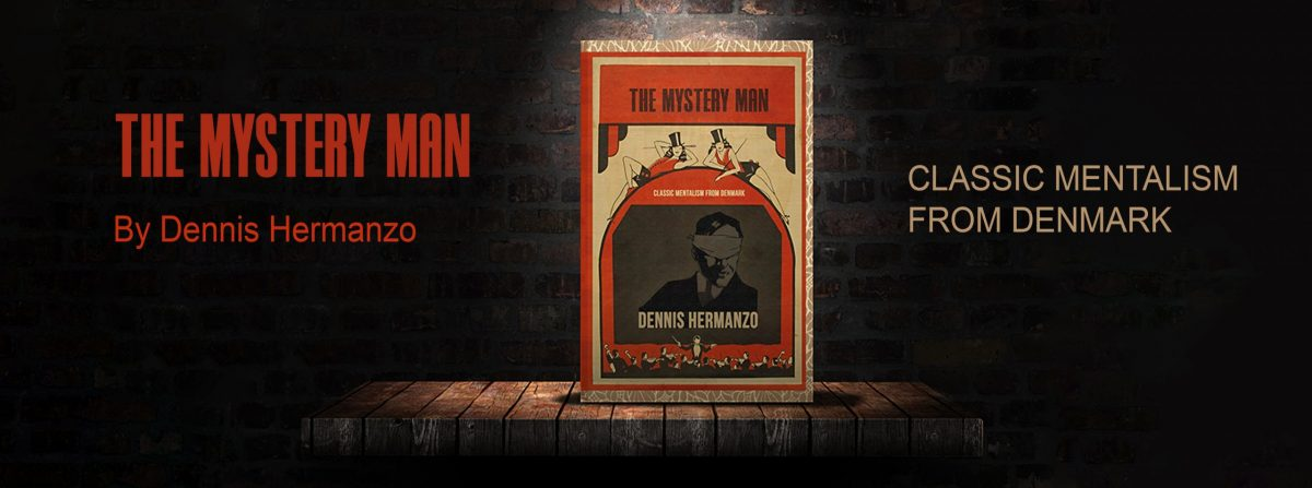Dennis Hermanzo - The Mystery Man - Mentalism Book