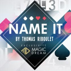 Name It - Magic Dream - Thomas Riboulet