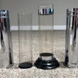Crystal Silk Cylinder - Chalet Magic