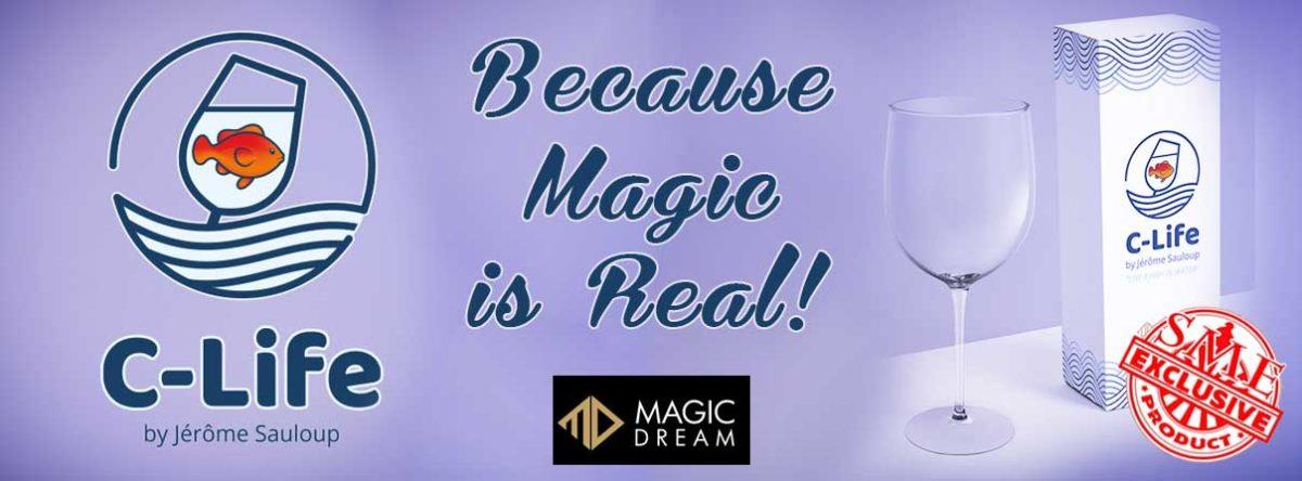 C-Life Jerome Sauloup - Magic Dream