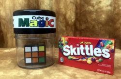 Cubic Boom Magic Trick