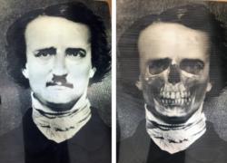 Edgar Poe Morph Image