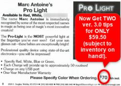 Pro Light - Marc Antoine