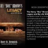 Henry Box Brown - Legacy - Rory Rennick