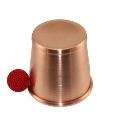 Ken Brooke Chop Cup Copper Satin