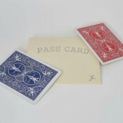 Pass Card JL Magic