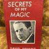 Secrets of My Magic by David Devant - Book