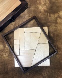 Magic Puzzle Trick ZZM - Louie Gaynor