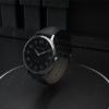 Infinity Watch V3 - Silver Case BLACK Dial / STD Version - Bluether Magic