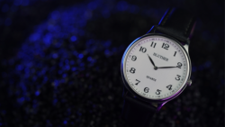Infinity Watch V3 - Silver Case White Dial / STD Version - Bluether Magic