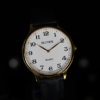 Infinity Watch V3 - Gold Case White Dial / STD Version