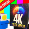 4K Color Vision Box - FREE with $85+ Order
