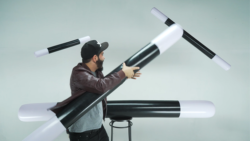 Inflatable Magic Wand