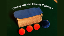 Tommy Wonder Classic Collection Bag & Balls