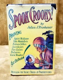 Spooks Crooks Book 1932