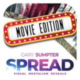 SPREAD 2 MOVIE EDITION BY GARY SUMPTER