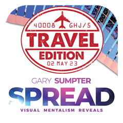 SSPREAD 2 TRAVEL EDITION BY GARY SUMPTER
