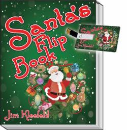 Santa's Flip Book - Jim Kleefeld